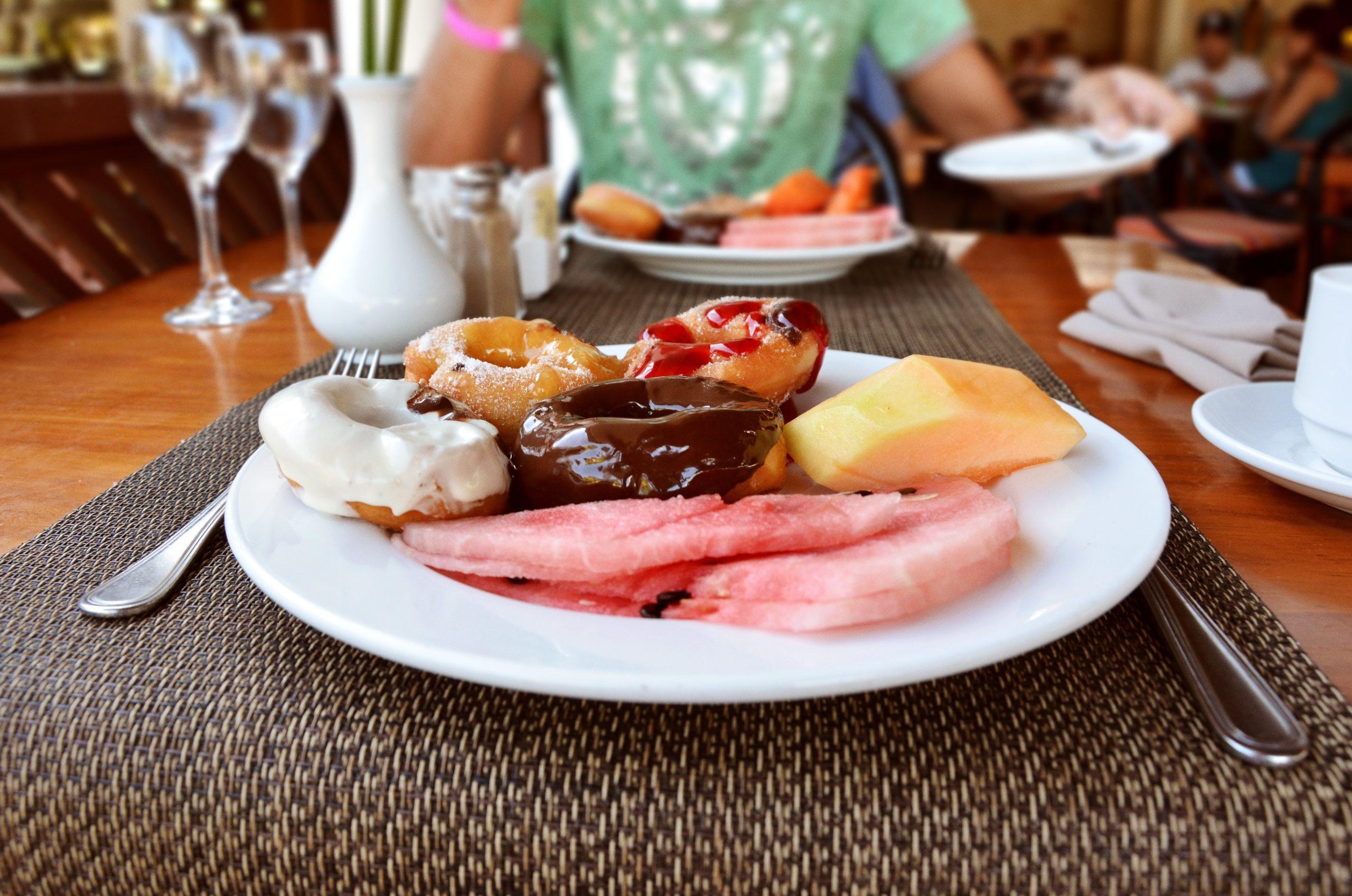 Десерты в Доминикане