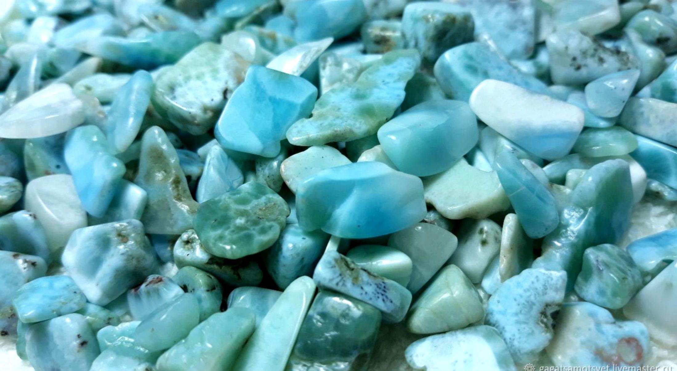 Внешние характеристики камня