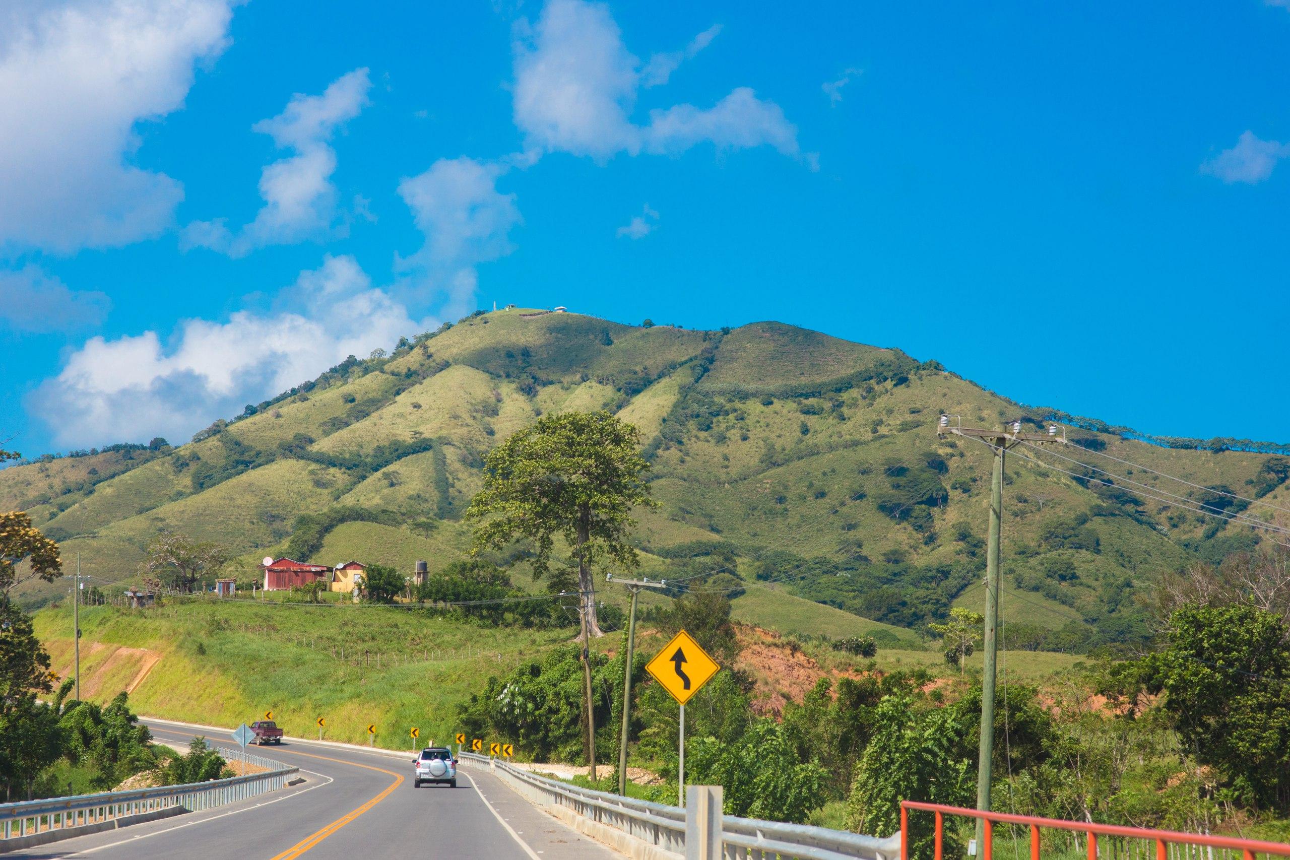 Путешествие к горе Редонда