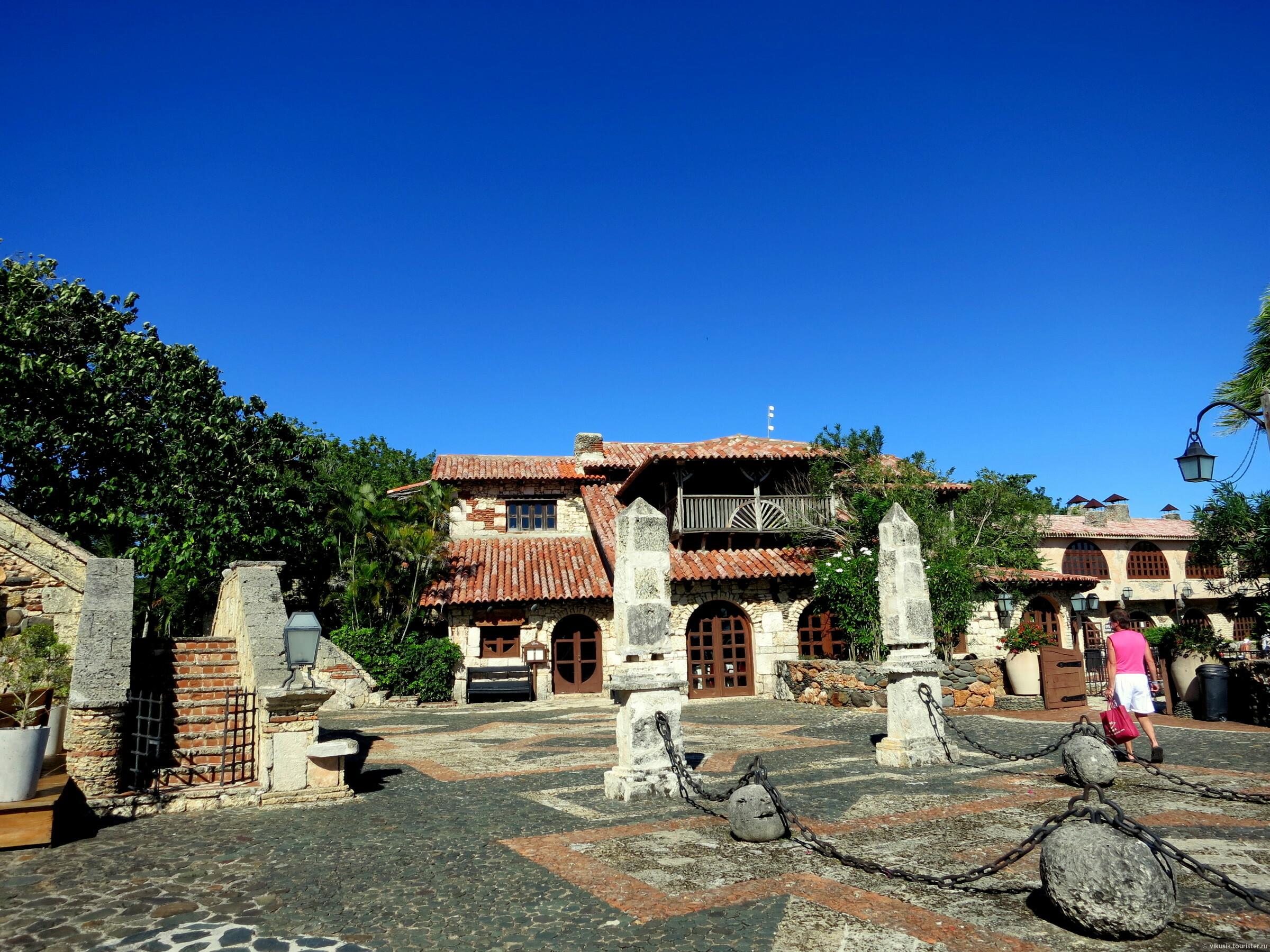 Деревня художников на курорте