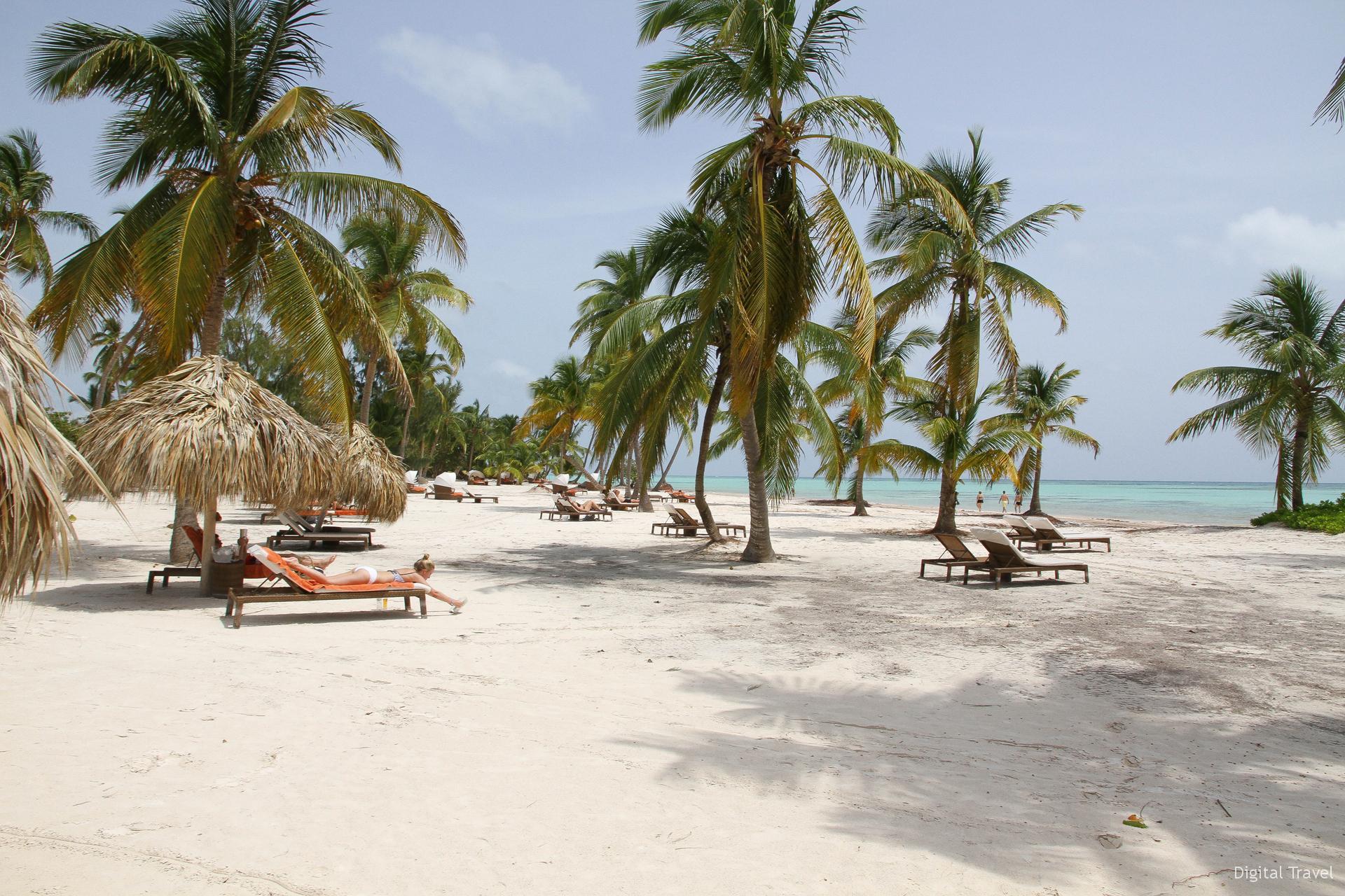 Количество осадков в Доминикане