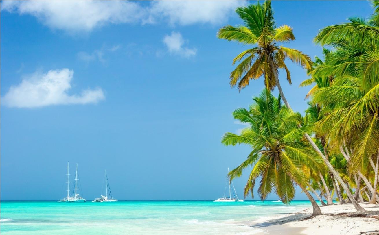 Путешествие на остров Саона