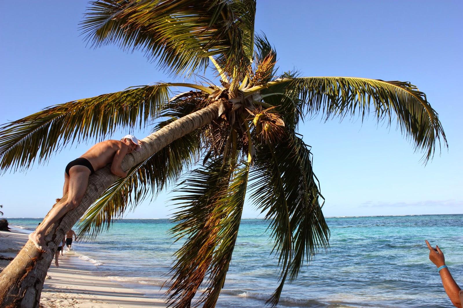 Температура воздуха в Доминикане