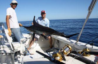 Рыбная ловля в Доминикане