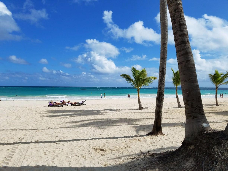 На фото пляж Палмила