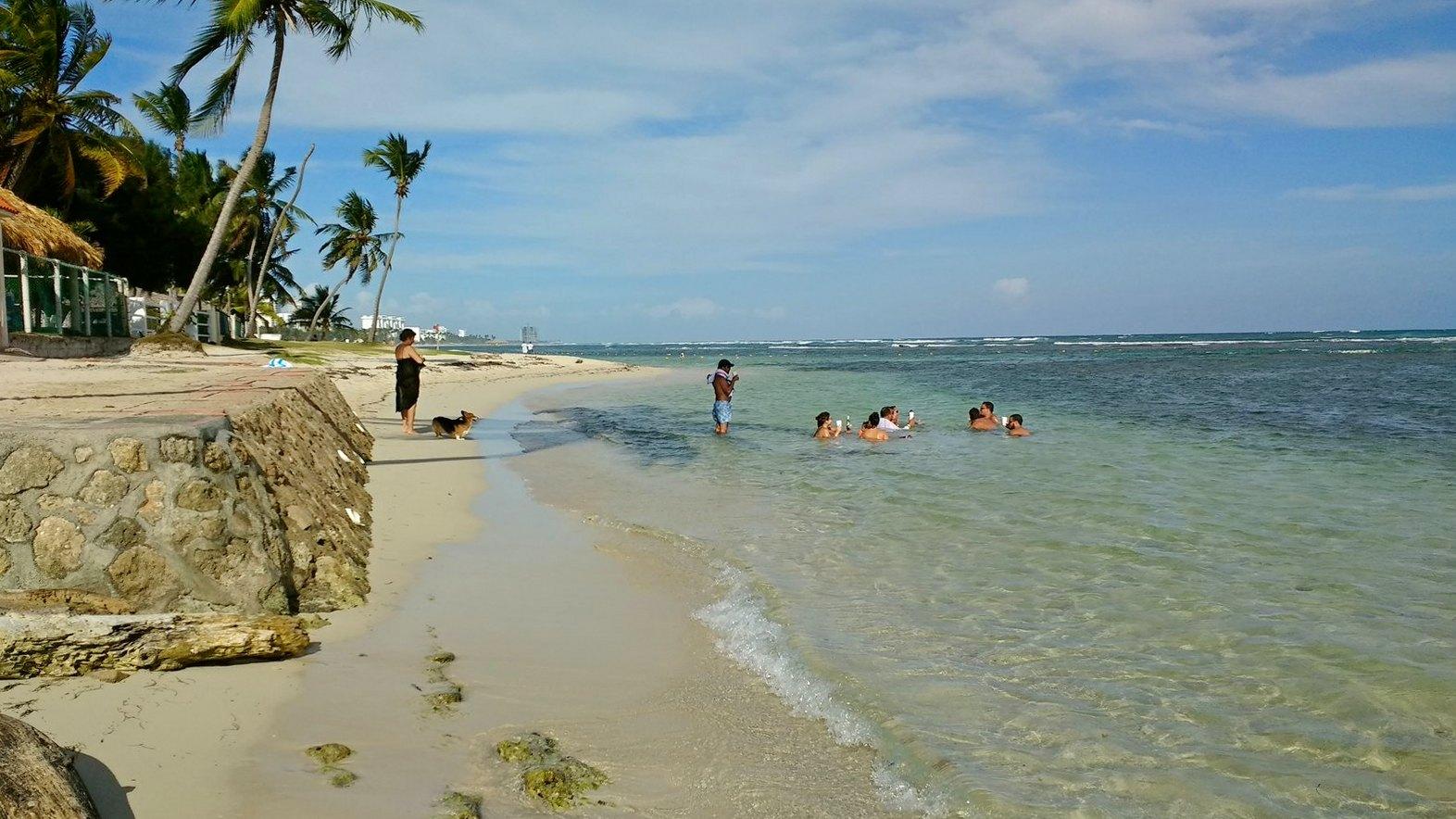 Доминиканские пляжи без водорослей