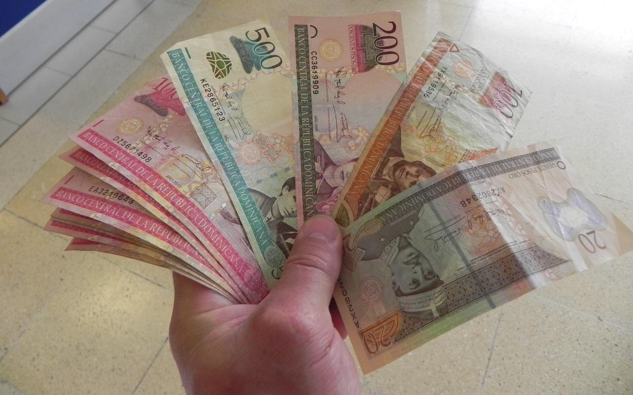 Фото местной валюты