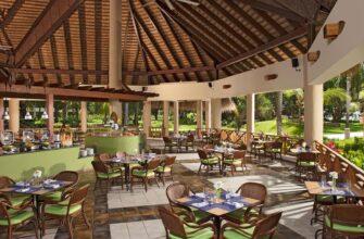 Фото кафе в Доминикане