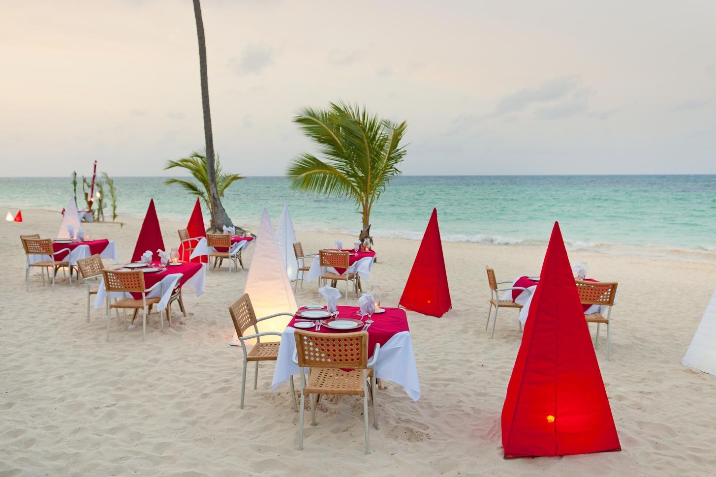 Фото новогодней Доминиканы