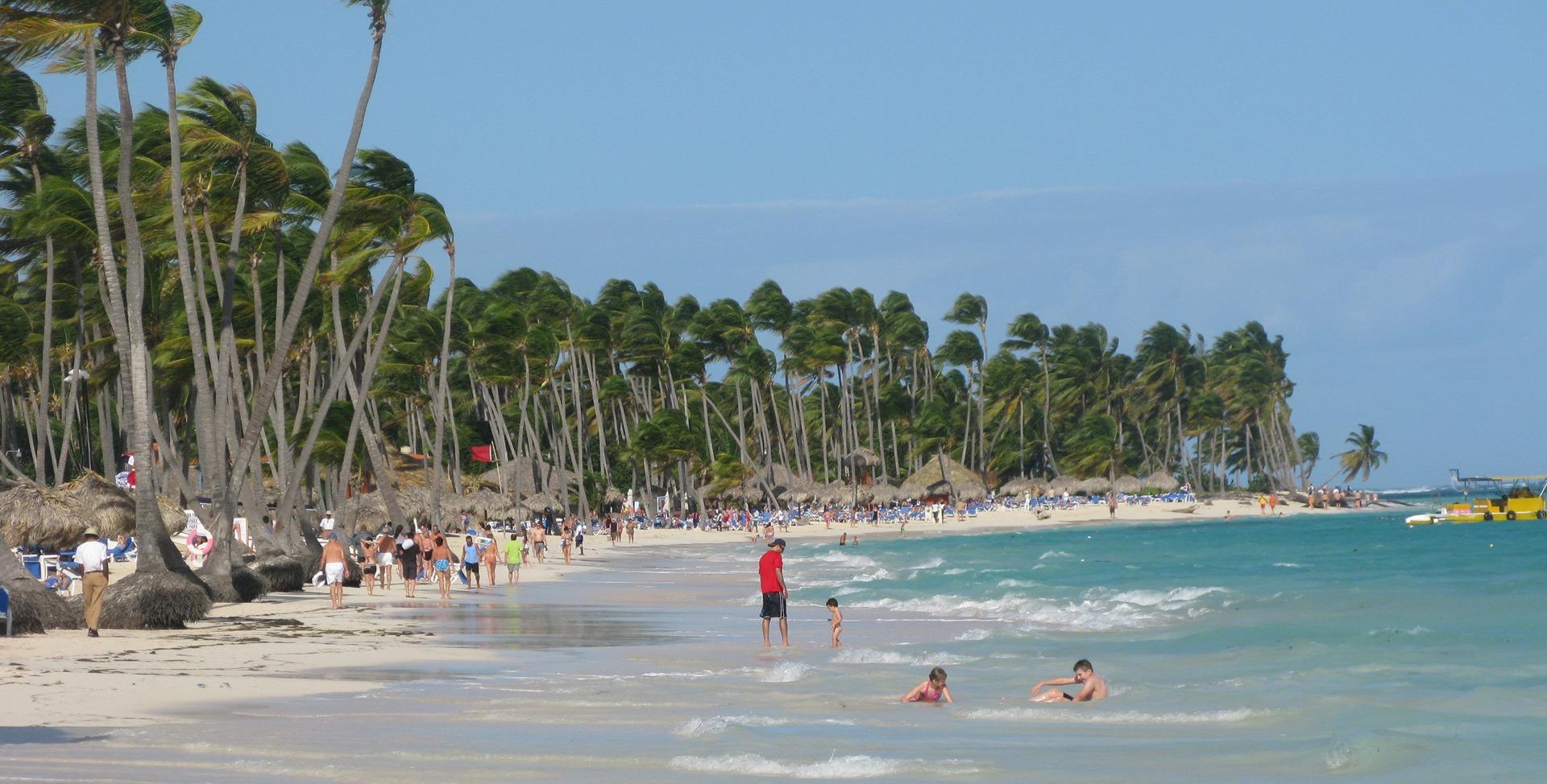 Фото Доминиканы в новогодние праздники