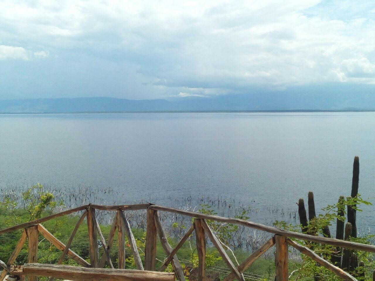 Фото озера в Доминикане