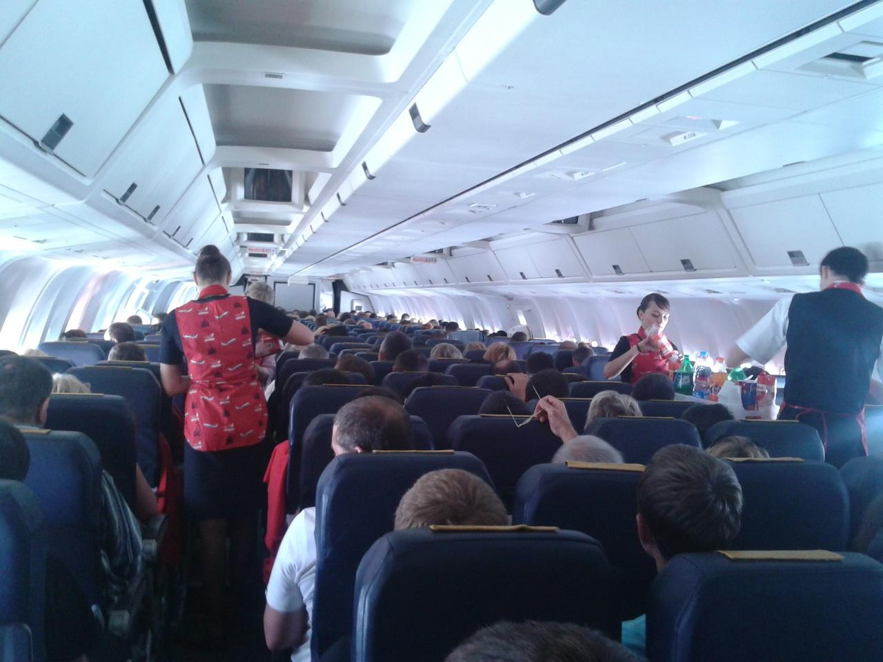 "Фото самолета ""Норд-Винд"""