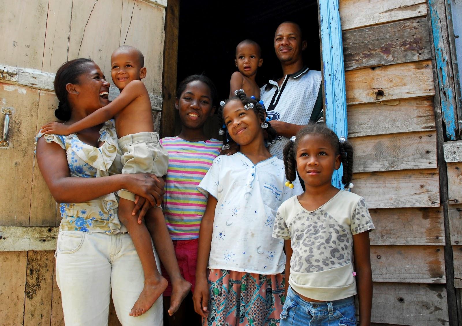 Фото народа Доминиканы