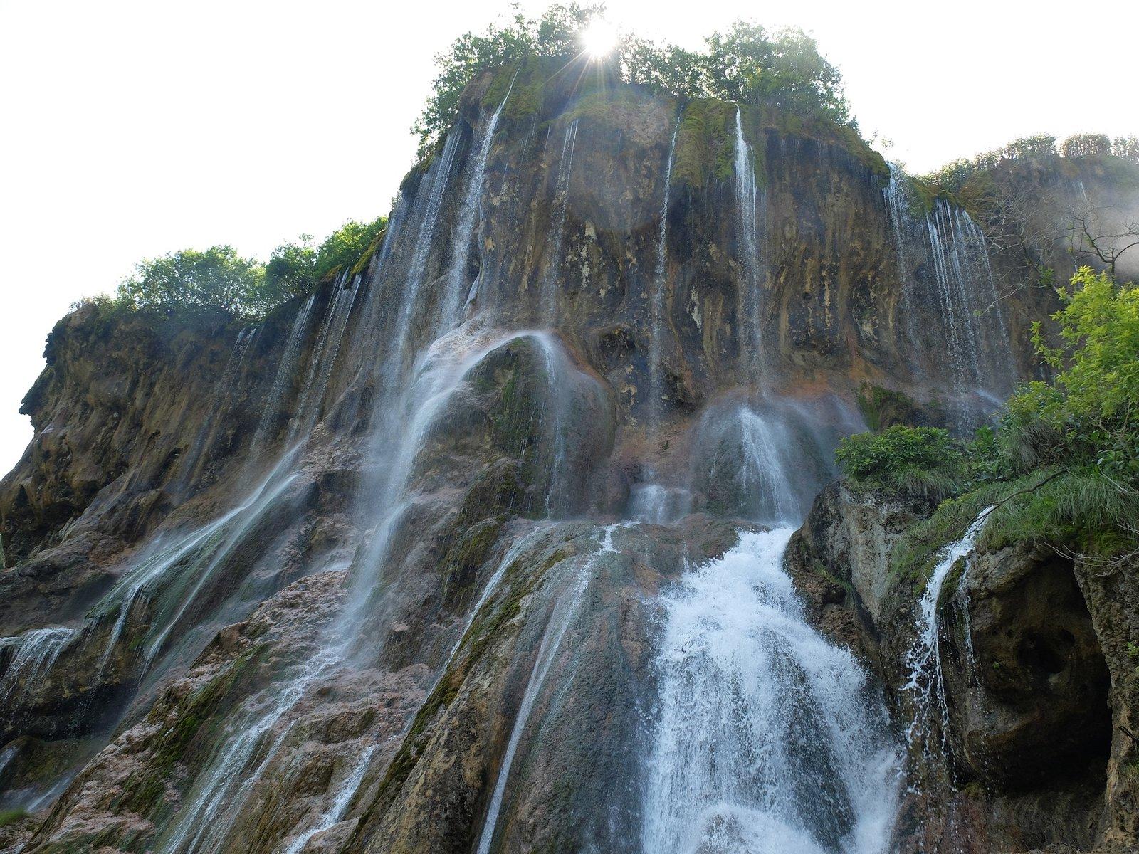 Фото водопада Эль Лимон