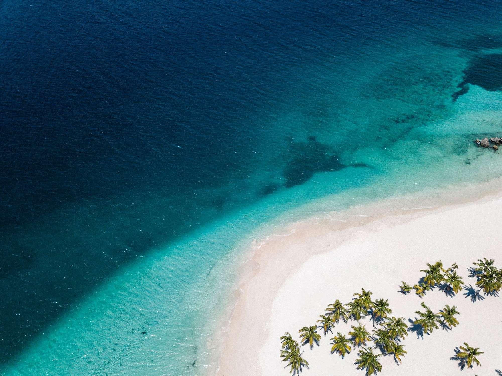 Фото рифового барьера