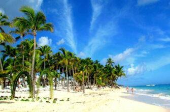 Фото побережья Карибского моря