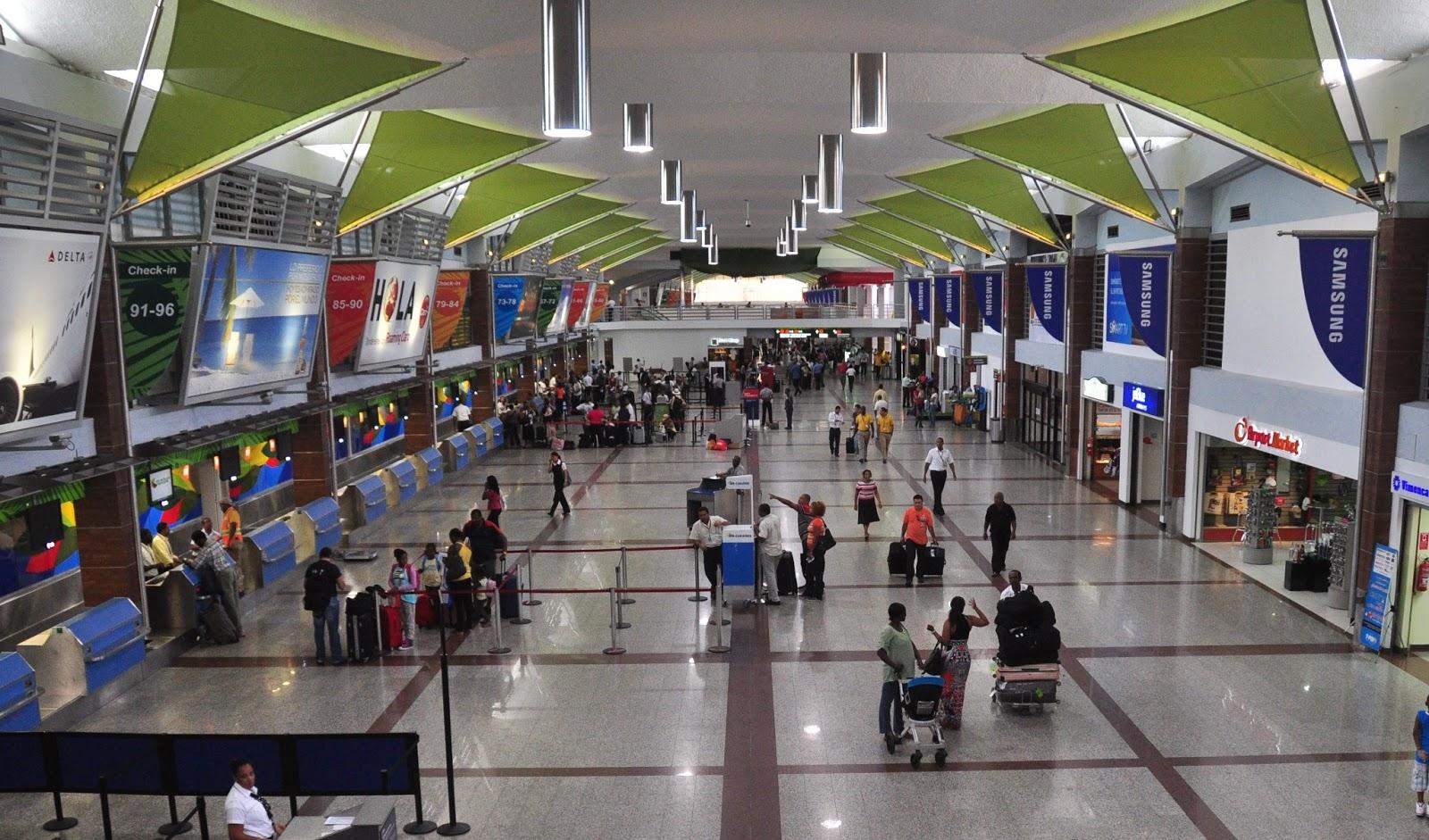 Фото аэропорта в Доминикане