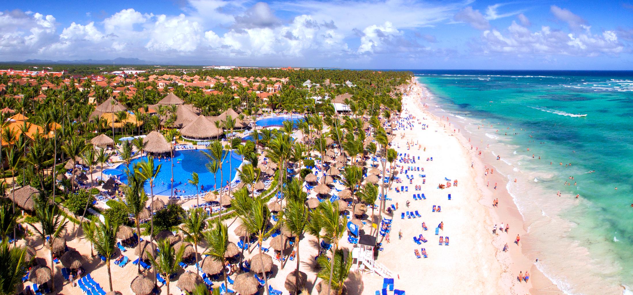 Фото побережья Доминиканы