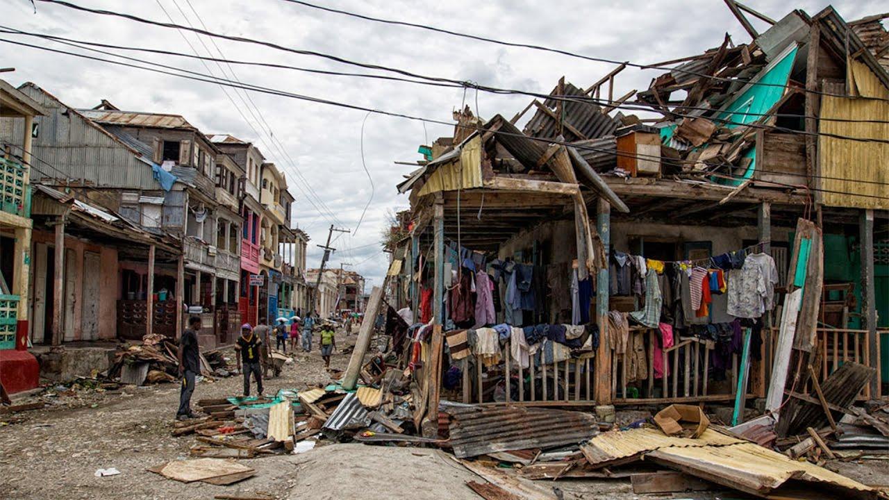 Фото домов в Гаити
