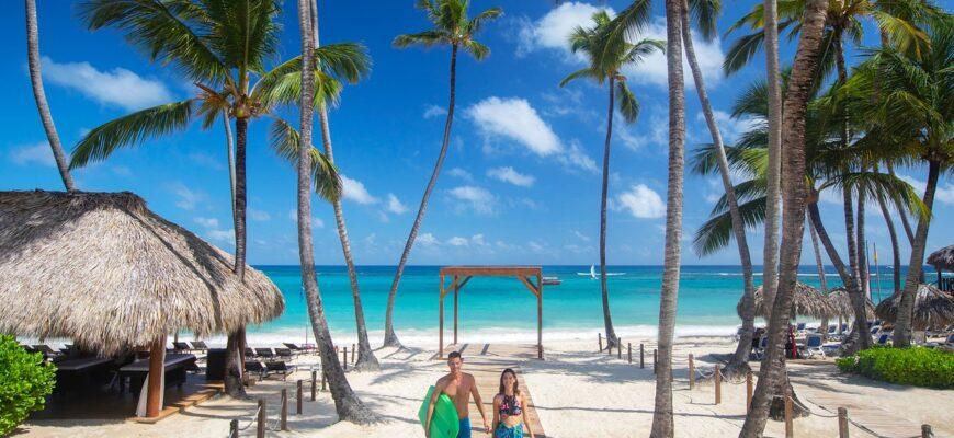 Фото пляжа в Доминикане