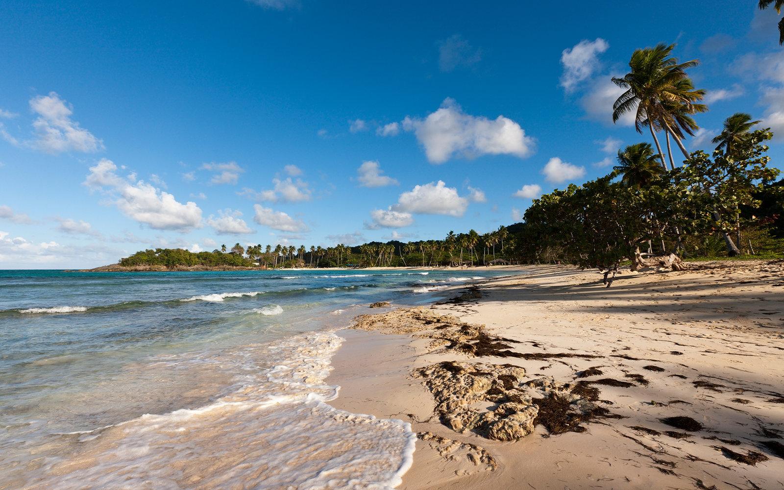 Фото пляжа Ринкон на Самане