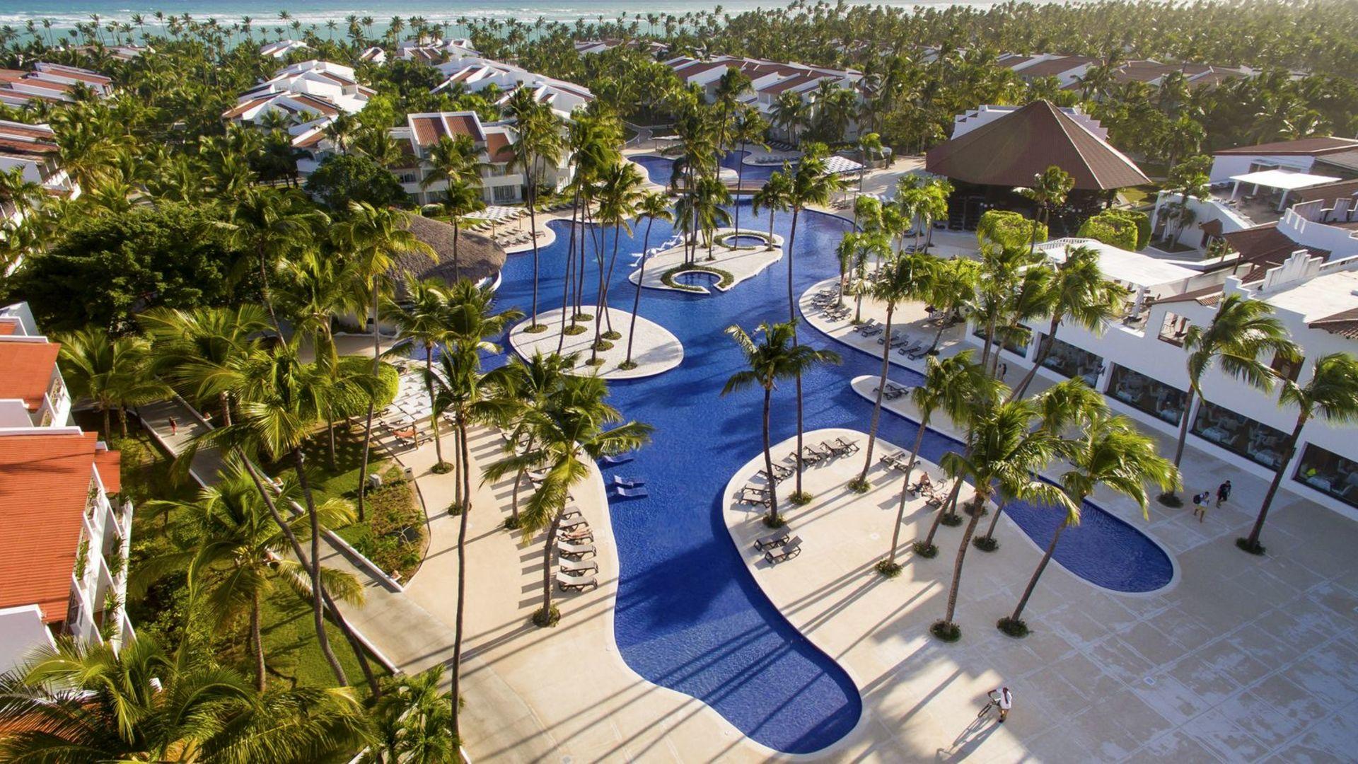 Фото территории Occidental Grand Punta Cana