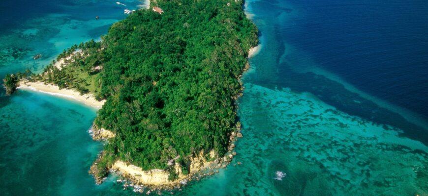 Фото острова Бакарди