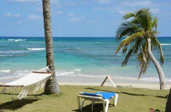 Фото Доминиканы в мае