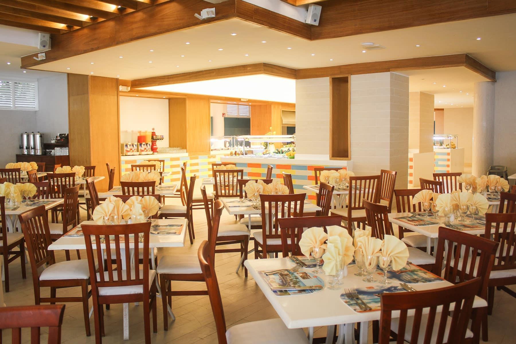 Фото ресторана в Viva Wyndham Tangerine
