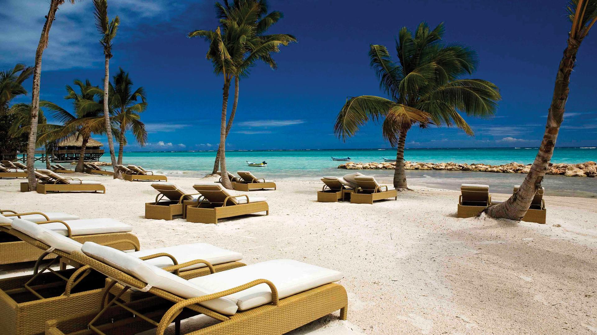 Фото пляжа Кап Кана в Доминикане