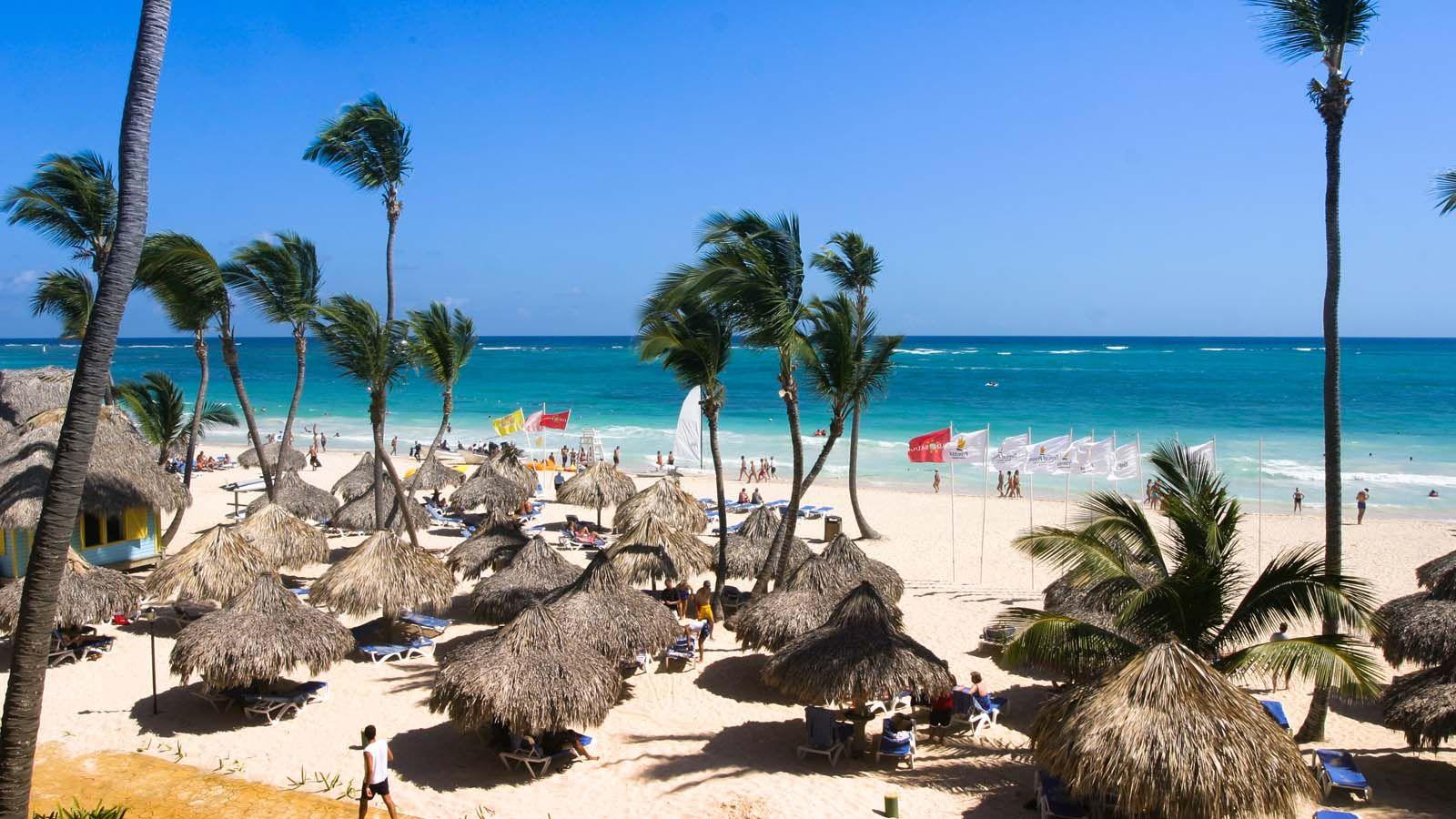 Фото пляжа в Tropical Princess Beach Resort & Spa