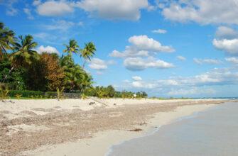 Фото пляжа Хуан Долио