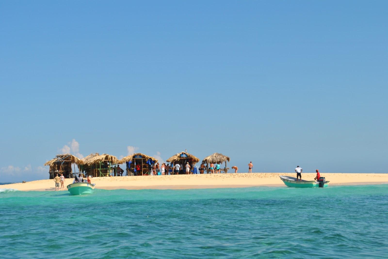 Фото острова Кайо Парадайз